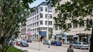 Kaserntorget 5, Centrum, Kontor, 348 m2