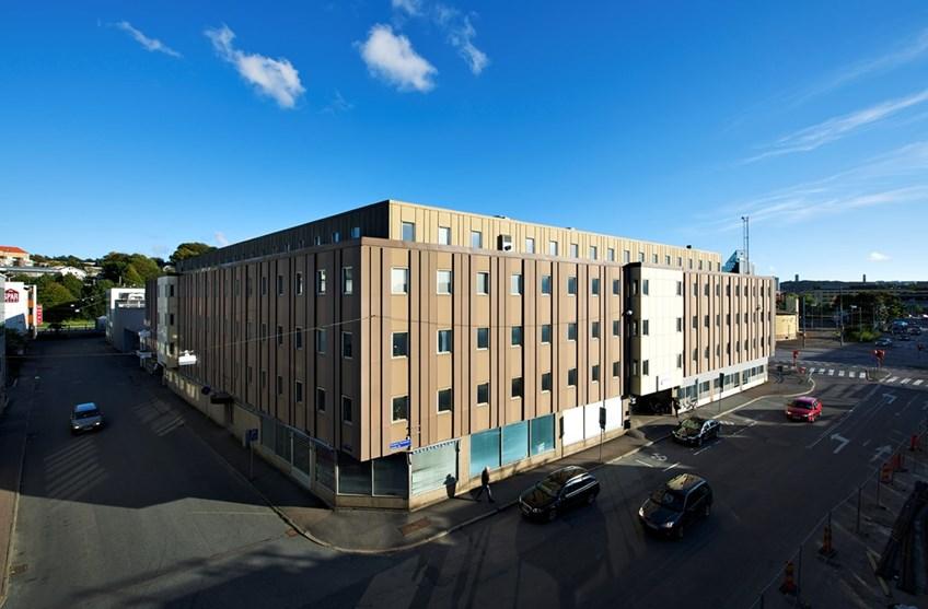 2018 tillfällig blond nära Göteborg